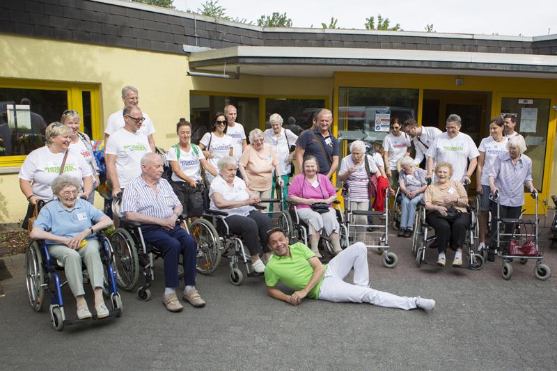 """002 Aktionswoche """"Wiesbaden Engagiert! 2017 AltenHilfe Wiesbaden GmbH Moritz-Lang-Haus Oliver Keßler"""