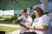 """010 Aktionswoche """"Wiesbaden Engagiert!"""" 2017 AWO Altenhilfezentrum Konrad-Arndt Lotto Hessen GmbH"""