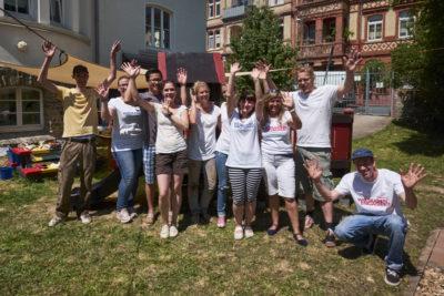 "012 Aktionswoche ""Wiesbaden Engagiert!"" 2017 AWO Kita Philipp-Holl a priori Werbeagentur"
