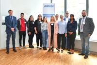 """018 Aktionswoche """"Wiesbaden Engagiert!"""" 2017 Bildungswerk der Hessischen Wirtschaft BWHW Aareal Bank"""