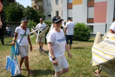 "023 Aktionswoche ""Wiesbaden Engagiert!"" 2017 Caritas AltenHilfe Lorenz-Werthmann-Haus SOKA-BAU"