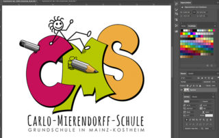 "027a Aktionswoche ""Wiesbaden Engagiert!"" 2017 Carlo-Mierendorff-Schule Krone Design"
