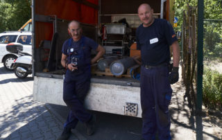 """028 Aktionswoche """"Wiesbaden Engagiert!"""" 2017 CASA e.V. ELW Detektei Adler Nassauische Heimstätte Foto: Mathias Csader"""