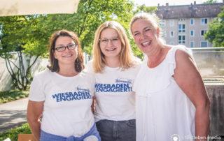 "031 Aktionswoche ""Wiesbaden Engagiert!"" 2017 SOKA-Bau CC-Servicebuero After-Work-Party 2017"