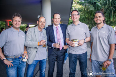 "031 Aktionswoche ""Wiesbaden Engagiert!"" 2017 SOKA-Bau CC-Servicebuero After-Work-Party 2017"