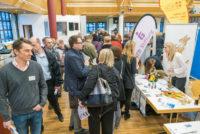 """Aktionswoche """"Wiesbaden Engagiert!"""" 2017 Projektbörse Foto: Annika List"""