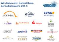 "Aktionswoche ""Wiesbaden Engagiert!"" 2017 Unterstützer"