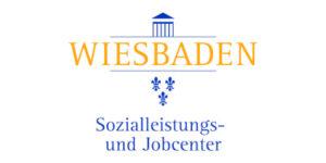 Sozialleistungs und Jobcenter logo