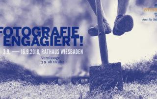 Ausstellung im Rathaus FOTOGRAFIE ENGAGIERT!