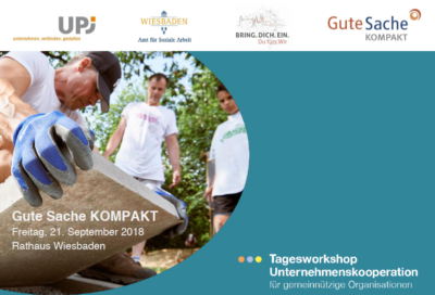 Gute Sache Kompakt Workshop