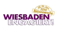 CC Servicebuero Aktionswoche Wiesbaden Engagiert logo