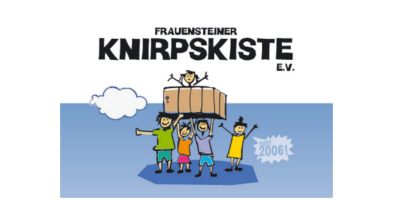 Frauensteiner Knirpskiste logo