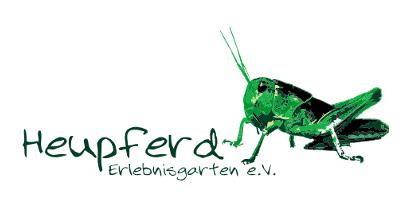 Heupferd Erlebnisgarten logo