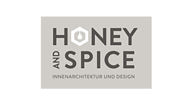 Honey and Spice logo
