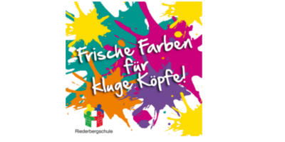 Riederbergschule logo