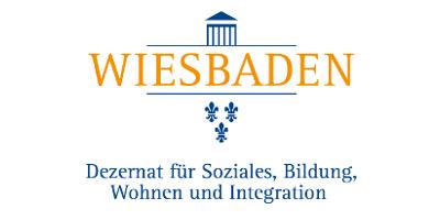 LHW dezernat fuer soziales bildung wohnen und integration logo
