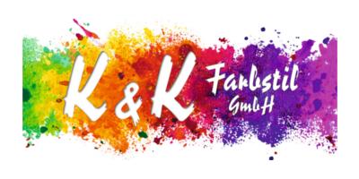 k und k farbstil logo