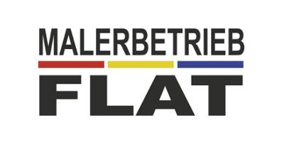 malerbetrieb flat logo