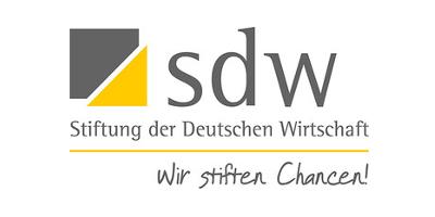 stiftung der deutschen wirtschaft logo
