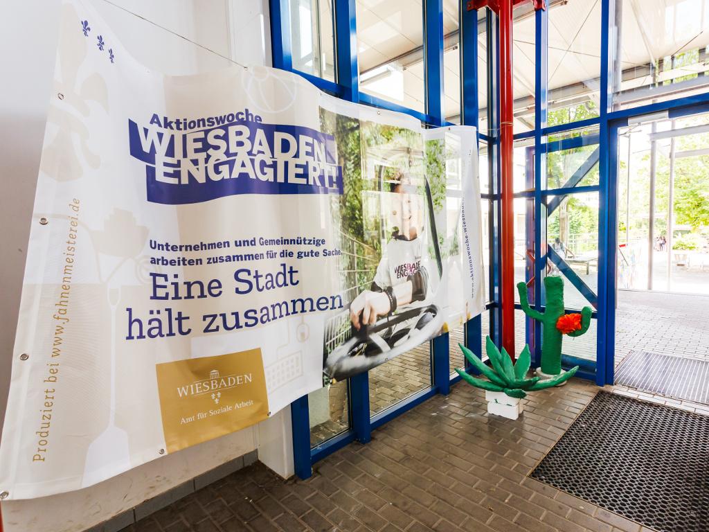 wea 2019 engagement zeigen banner kiko herrmann ehlers schule