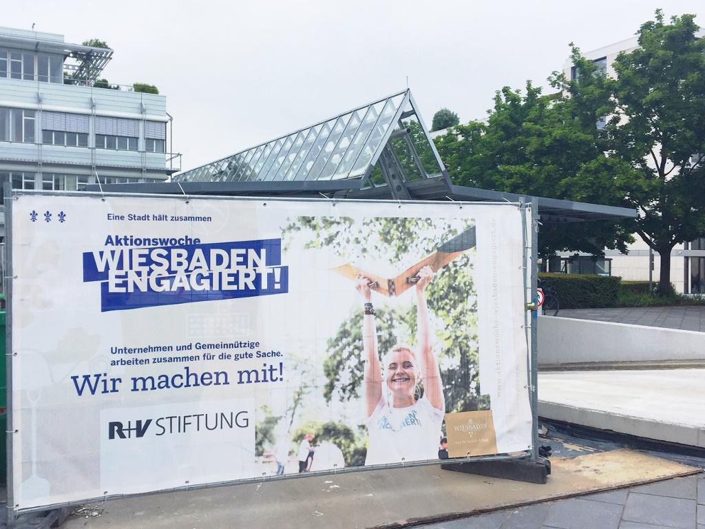 wea 2019 engagement zeigen banner ruv stiftung