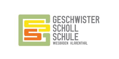 geschwister scholl schule logo