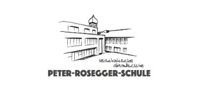 peter rosegger schule logo