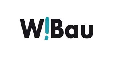 w! bau logo