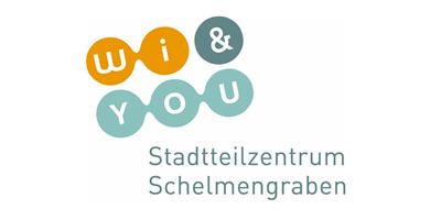 stadtteilzentrum schelmengraben logo