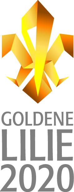 Goldene Lilie Logo 2020