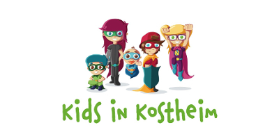 kids in kostheim logo