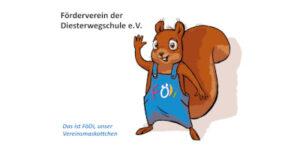 foerderverein diesterweg schule logo
