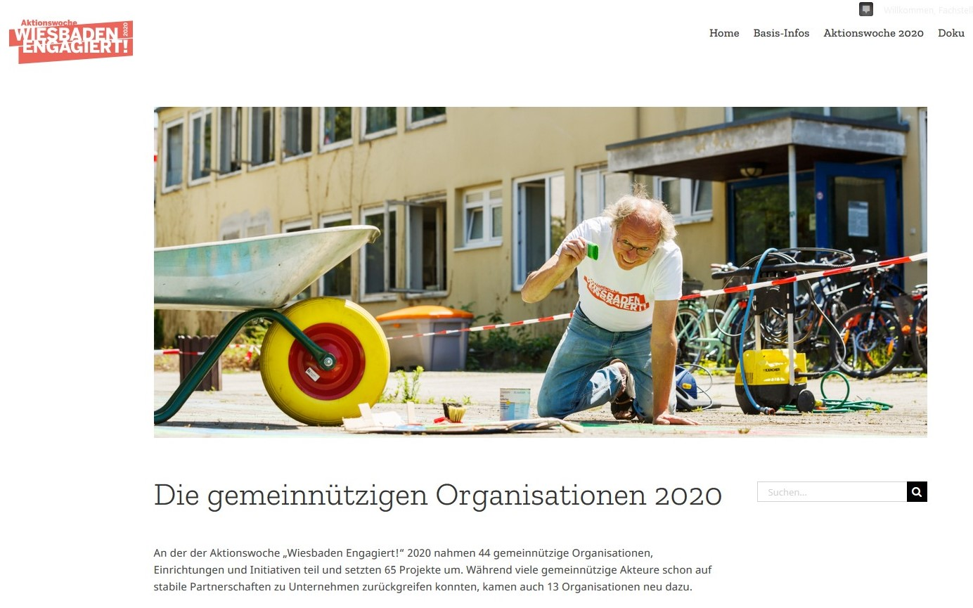 Screeenshot engagierte Orgas Doku 2020 2